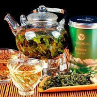 Зелёный чай, аромат-ароматизатор