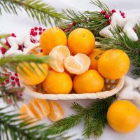 Новогодняя ёлка аромат-ароматизатор