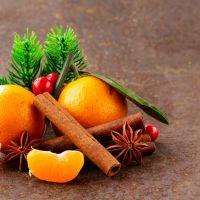 Апельсин корица, аромат-ароматизатор