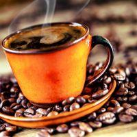 Кофе чёрный, аромат-ароматизатор